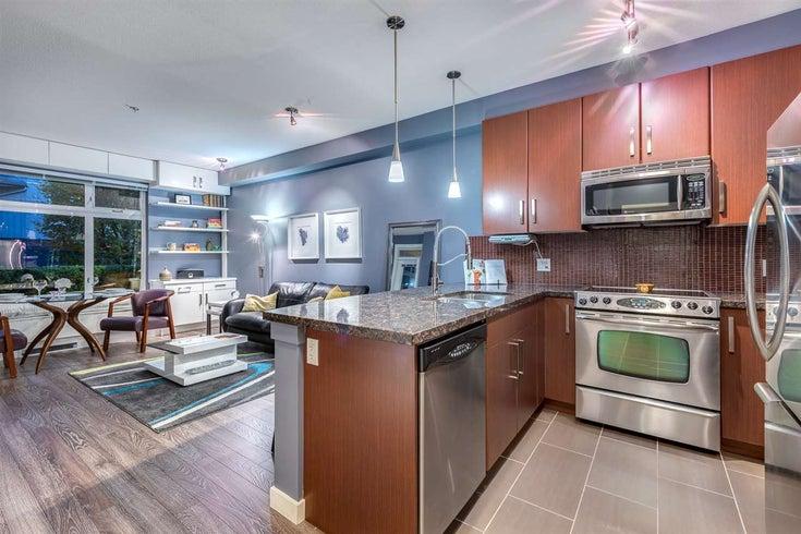 107 15168 19 Avenue - Sunnyside Park Surrey Apartment/Condo for sale, 1 Bedroom (R2323650)