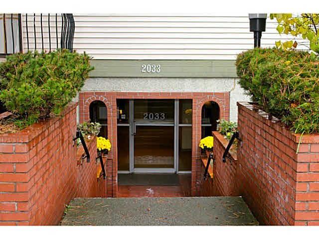 108 2033 W 7th Avenue - Kitsilano Apartment/Condo for sale, 1 Bedroom (V1010480)