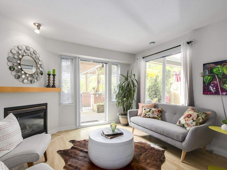 112 2628 Yew Street - Kitsilano Apartment/Condo for sale, 1 Bedroom (R2171360)