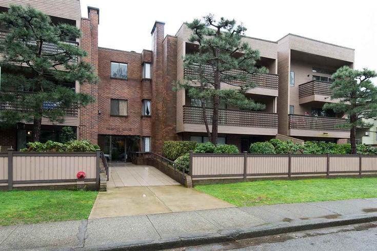 101 1750 W 10th Avenue - Fairview VW Apartment/Condo for sale, 1 Bedroom (R2158640)