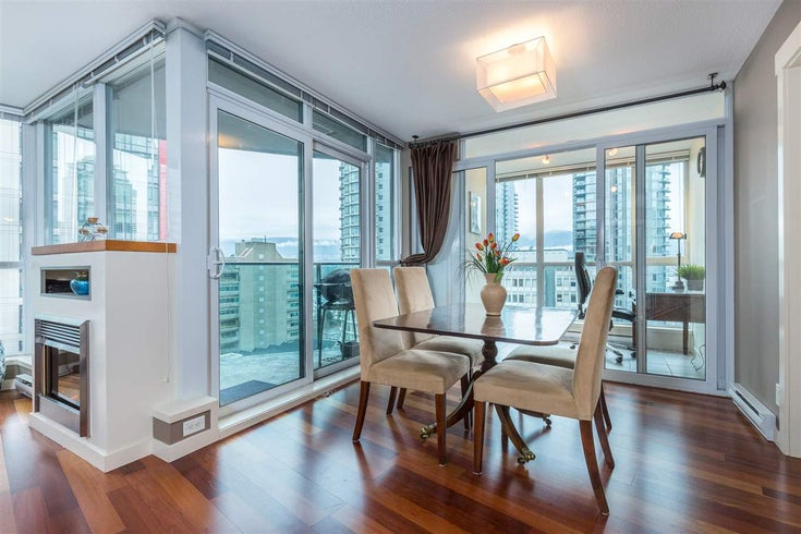 901 1189 Melville Street - Coal Harbour Apartment/Condo for sale, 2 Bedrooms (R2125909)