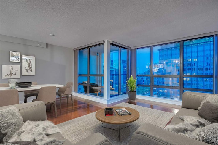2307 938 Smithe Street - Downtown VW Apartment/Condo for sale, 2 Bedrooms (R2281369)