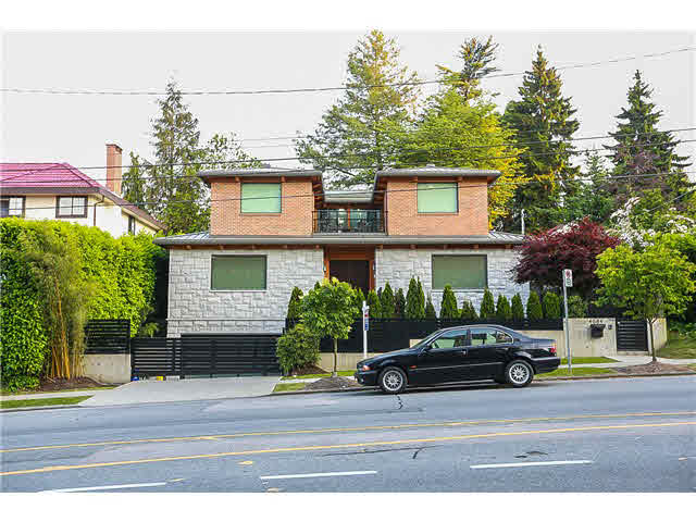 4684 W 4th Avenue - Point Grey House/Single Family for sale, 5 Bedrooms (V1126424)