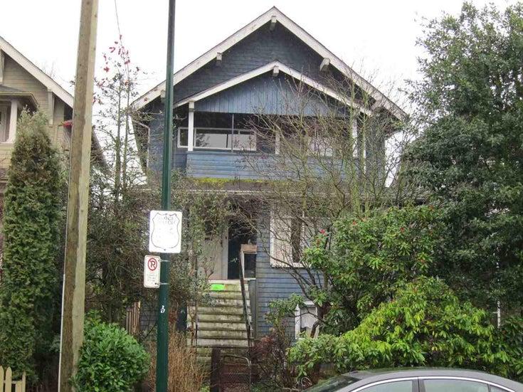 2734 W 5th Avenue - Kitsilano House/Single Family for sale, 2 Bedrooms (R2428252)