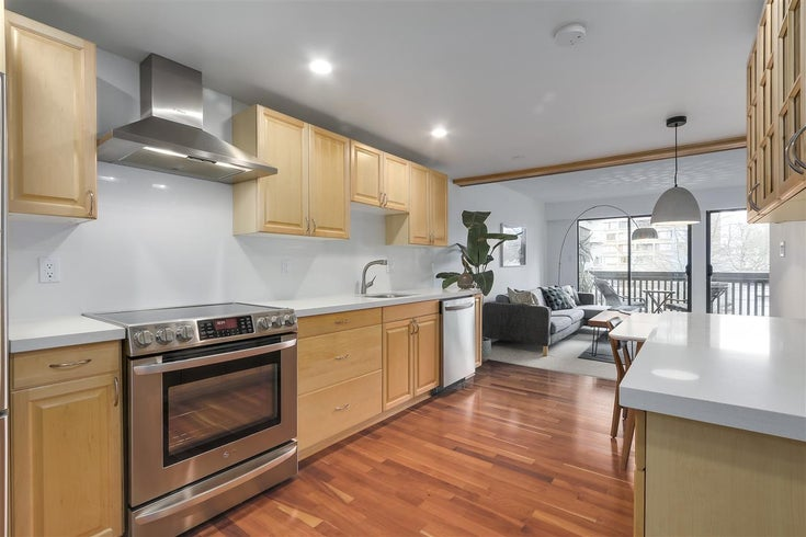 303 1274 Barclay Street - West End VW Apartment/Condo for sale, 2 Bedrooms (R2256312)