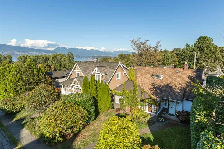 4385 Locarno Crescent - Point Grey House/Single Family for sale(R2104684)