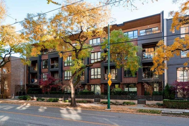 408 2020 W 12th Avenue - Kitsilano Apartment/Condo for sale, 2 Bedrooms (R2416514)