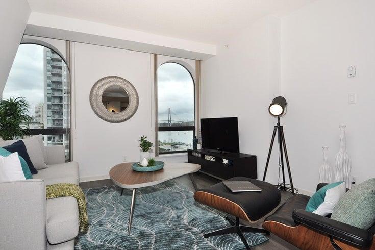 1006 14 Begbie Street - Quay Apartment/Condo for sale, 1 Bedroom (R2120711)