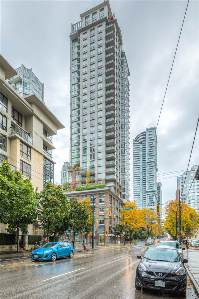 1403 535 Smithe Street - Downtown VW Apartment/Condo for sale, 2 Bedrooms (R2118653)