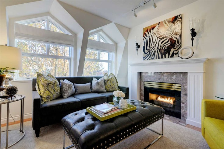 37 1225 Brunette Avenue - Maillardville Apartment/Condo for sale, 1 Bedroom (R2220098)