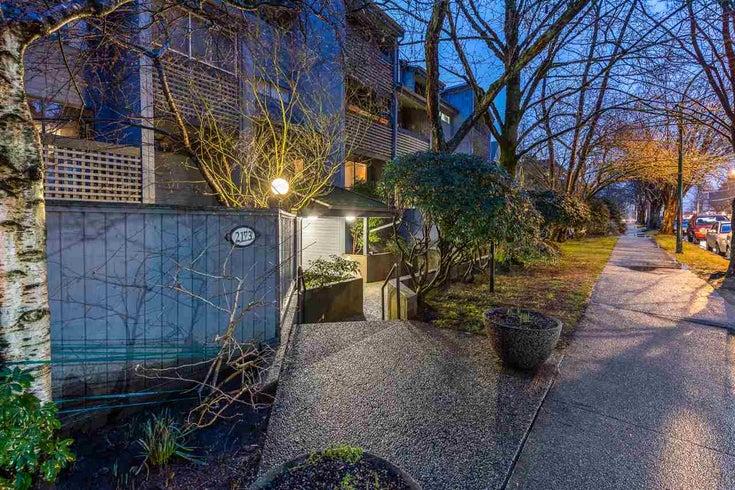 304 2173 W 6th Avenue - Kitsilano Apartment/Condo for sale, 1 Bedroom (R2431323)
