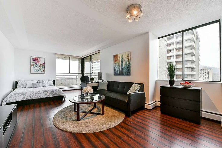 2102 3771 Bartlett Court - Sullivan Heights Apartment/Condo for sale, 1 Bedroom (R2254583)