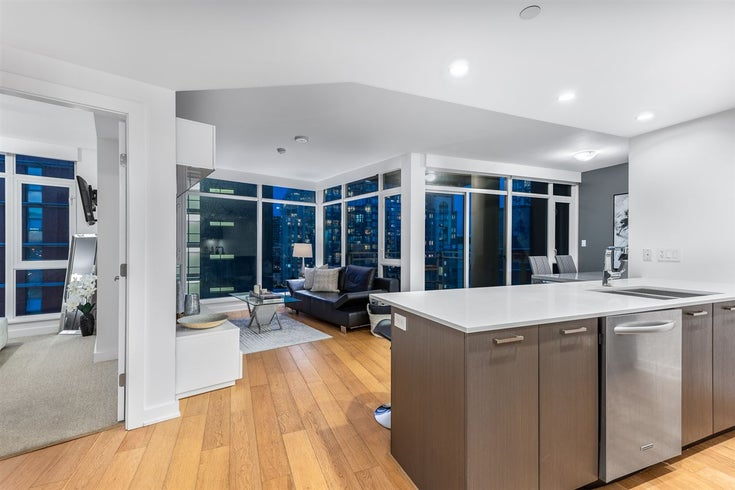 1205 1372 SEYMOUR STREET - Downtown VW Apartment/Condo for sale, 1 Bedroom (R2448007)