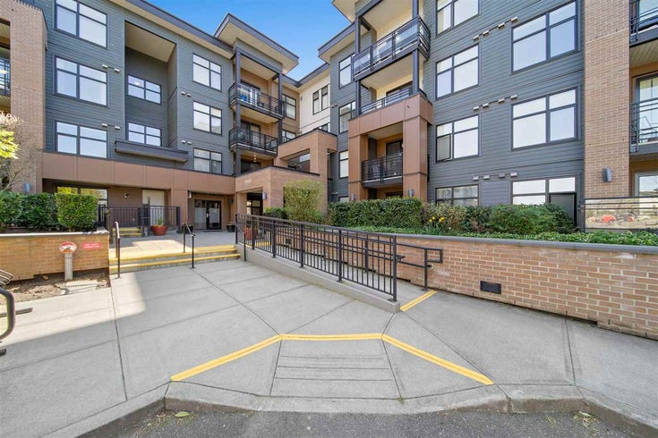 101 20068 FRASER HIGHWAY - Langley City Apartment/Condo for sale, 2 Bedrooms (R2451767)