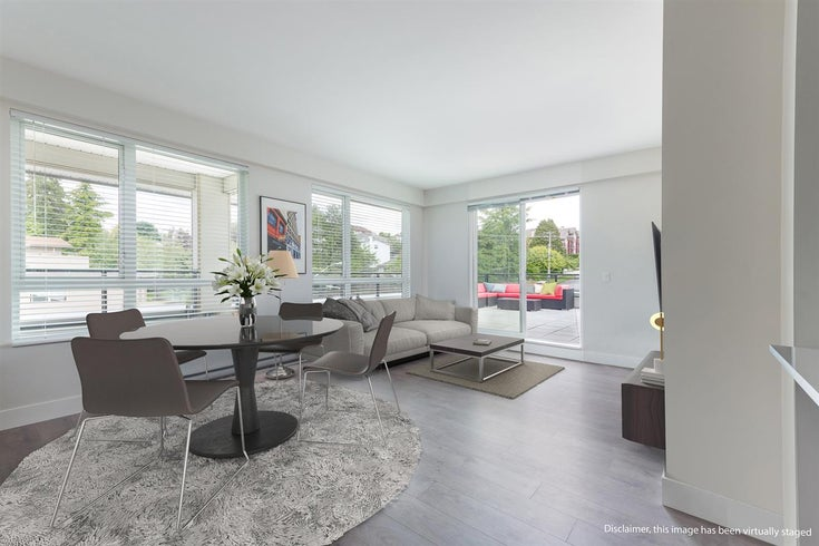 407 1306 FIFTH AVENUE - Uptown NW Apartment/Condo for sale, 2 Bedrooms (R2478866)