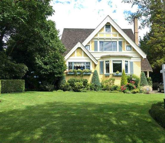 4164 PINE CRESCENT - Shaughnessy House/Single Family for sale, 6 Bedrooms (R2532890)