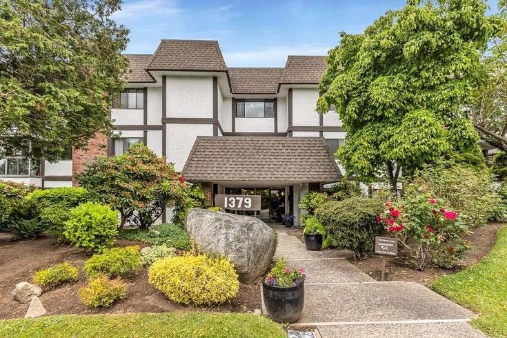 105 1379 MERKLIN STREET - White Rock Apartment/Condo for sale, 2 Bedrooms (R2590545)
