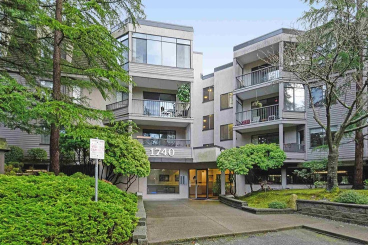 214 1740 SOUTHMERE CRESCENT - Sunnyside Park Surrey Apartment/Condo for sale, 2 Bedrooms (R2599528)