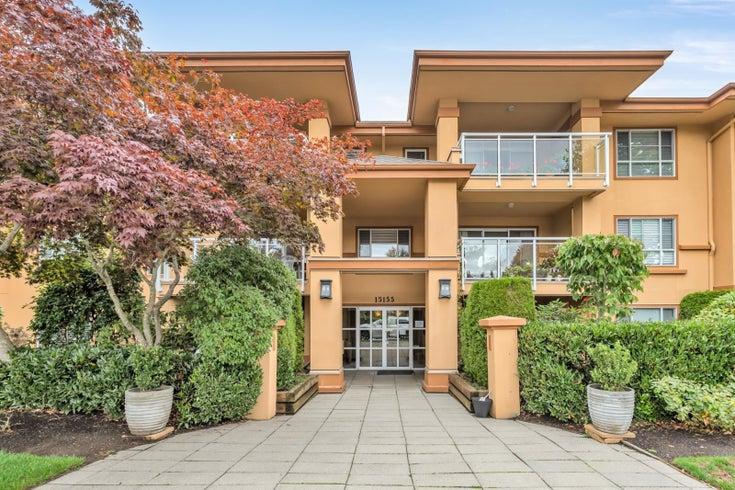 114 15155 22 AVENUE - Sunnyside Park Surrey Apartment/Condo for sale, 2 Bedrooms (R2621397)