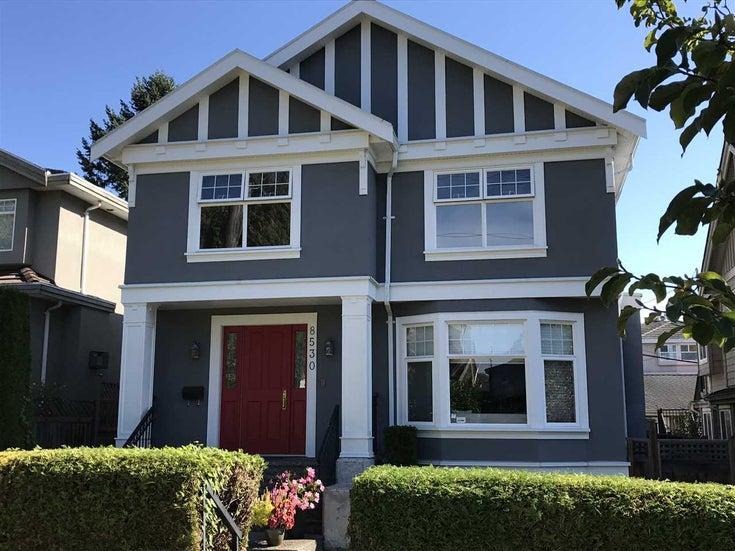 8530 Hudson Street - Marpole House/Single Family for sale, 4 Bedrooms (R2207835)