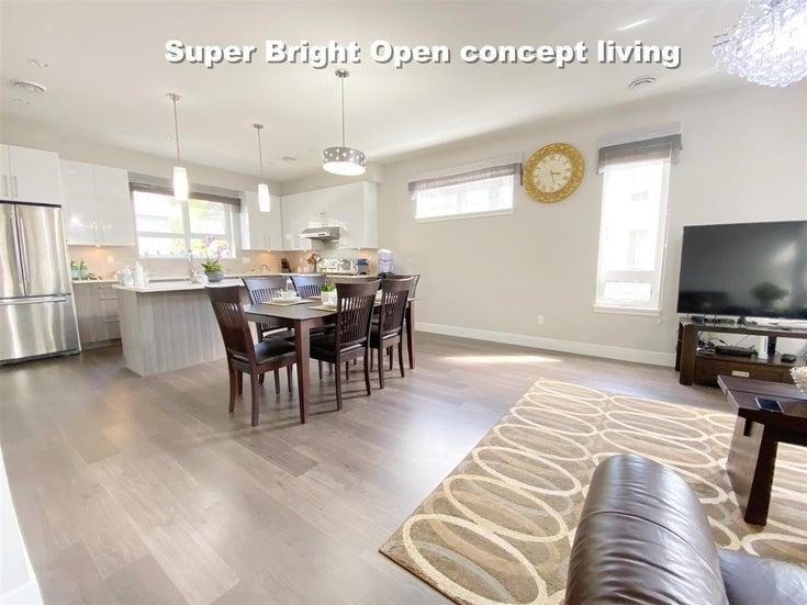 Fantastic Open Concept Floor Plan