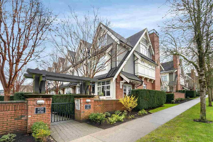 3732 WELWYN STREET - Knight Townhouse for sale, 2 Bedrooms (R2533923)