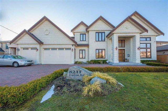 8211 Luton Road, Richmond - Granville House/Single Family for sale, 6 Bedrooms (R2596052)