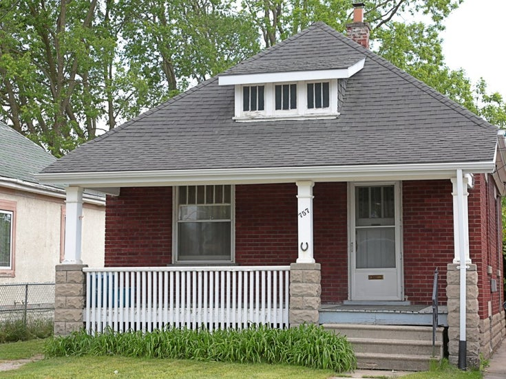 757 Nelson St., London, ON - London HOUSE for sale, 2 Bedrooms (40122313)