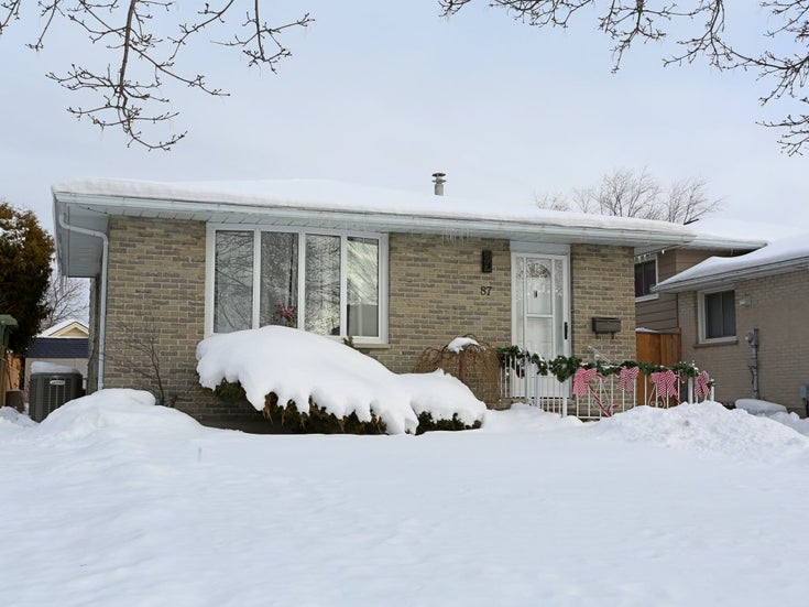 87 Clifton Cr., London, ON - London HOUSE for sale, 3 Bedrooms (40053845)