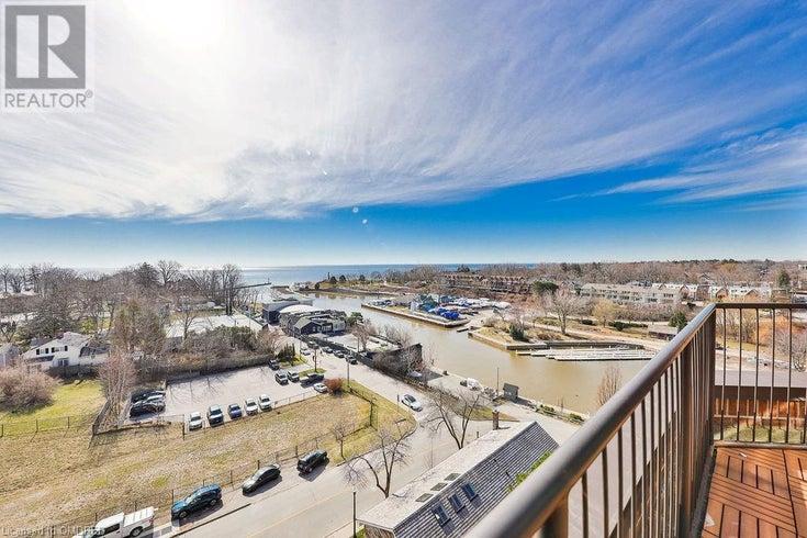 100 LAKESHORE Road E Unit# 1203 - Oakville Apartment for sale, 1 Bedroom (40087702)
