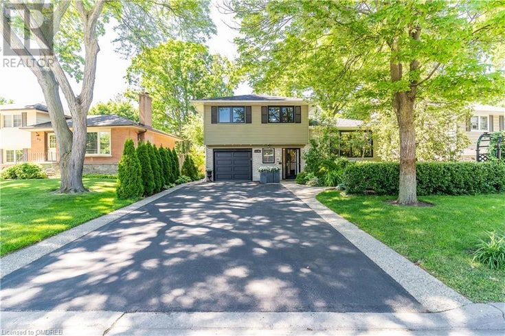55 SOUTH FORSTER PARK Drive - Oakville House for sale, 4 Bedrooms (40092767)