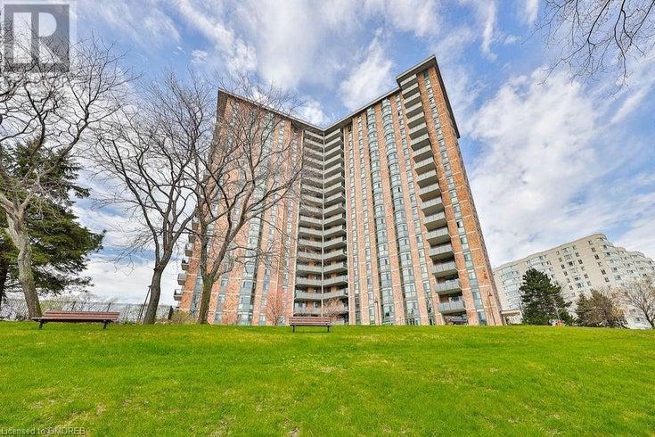 5250 LAKESHORE Road Unit# 1101 - Burlington Apartment for sale, 1 Bedroom (40103647)