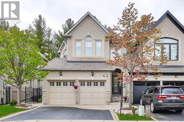 2118 PINEVALLEY Crescent - Oakville Row / Townhouse for sale, 4 Bedrooms (40104416)