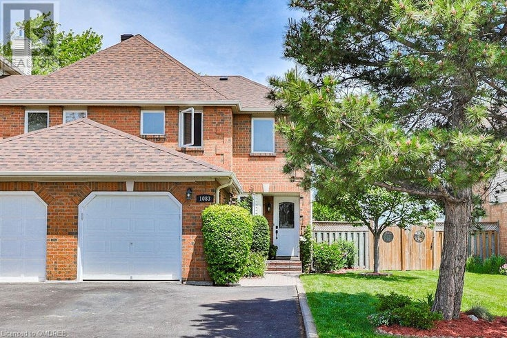 1083 LINDSAY Drive - Oakville Row / Townhouse for sale, 4 Bedrooms (40129687)