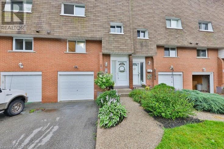 2056 MARINE Drive Unit# 11 - Oakville Row / Townhouse for sale, 3 Bedrooms (40147569)