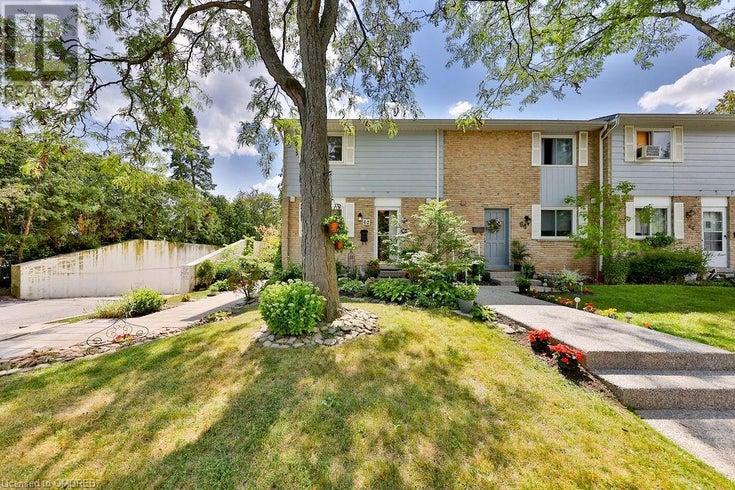 62 WORTHINGTON Drive - Oakville Row / Townhouse for sale, 3 Bedrooms (40149916)
