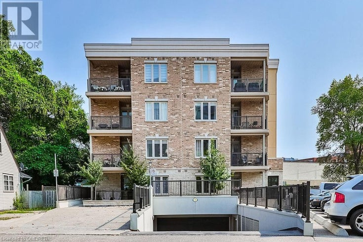 70 STEWART Street Unit# 202 - Oakville Apartment for sale, 2 Bedrooms (40156994)