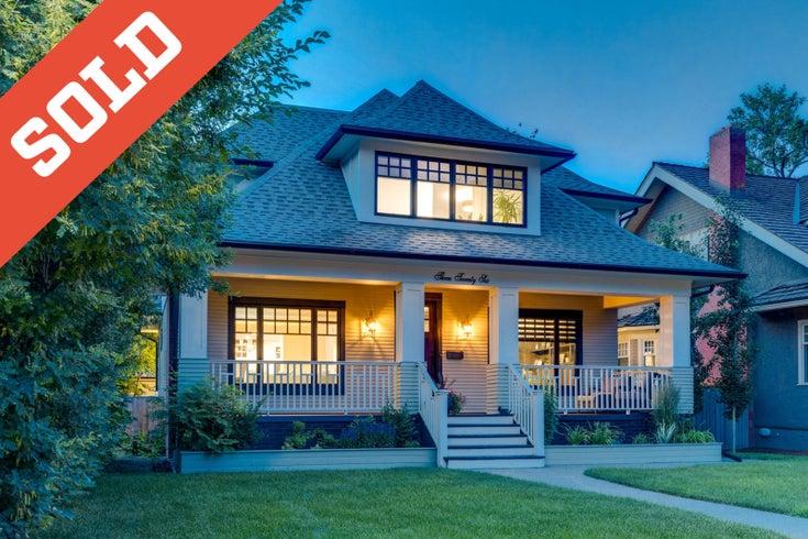 326 38 Ave Sw - Elbow Park Detached for sale, 5 Bedrooms