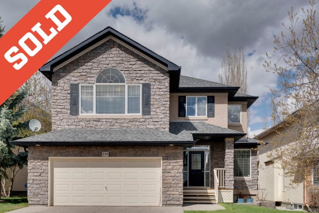 258 Sienna Park View SW - Signal Hill Detached for sale, 4 Bedrooms