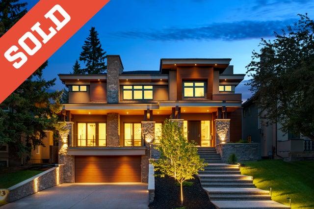1113 Valois Ave SW - Upper Mount Royal Detached for sale, 4 Bedrooms