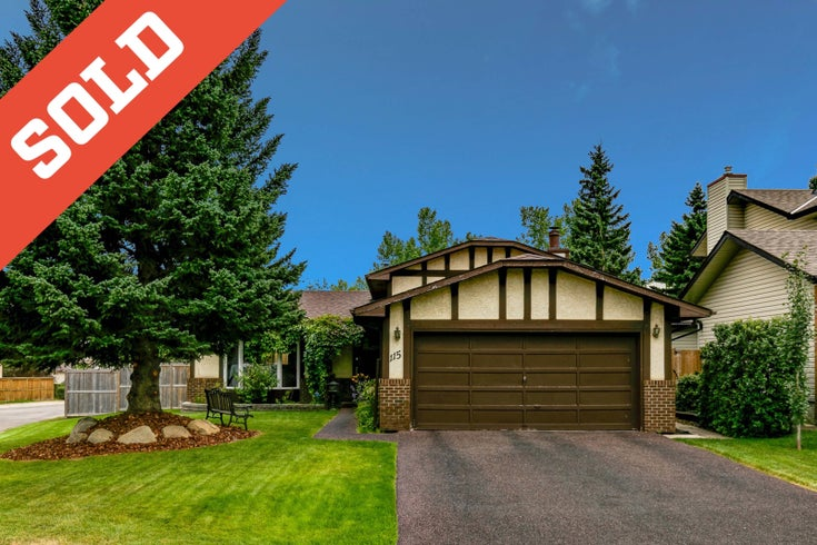 115 Woodmont Crescent SW - Woodbine Detached for sale, 3 Bedrooms (A1137801)