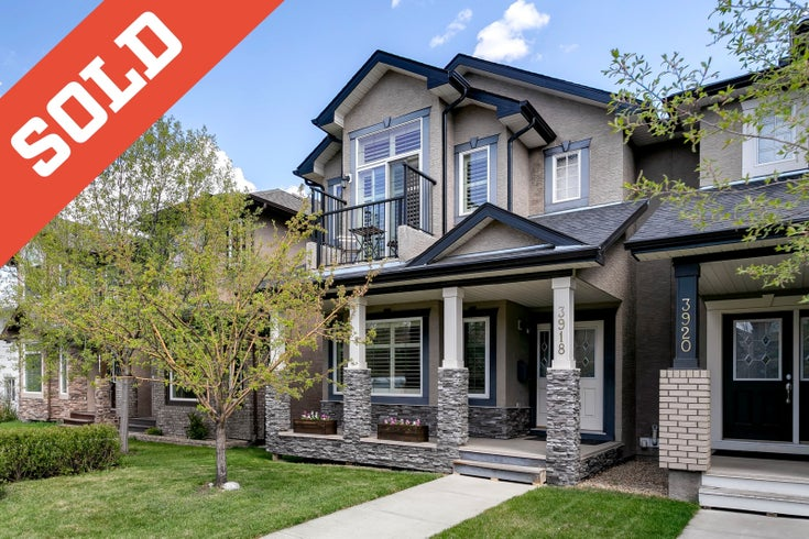 3918 16 Street Sw Street - Altadore Semi Detached for sale, 4 Bedrooms (A1107772)