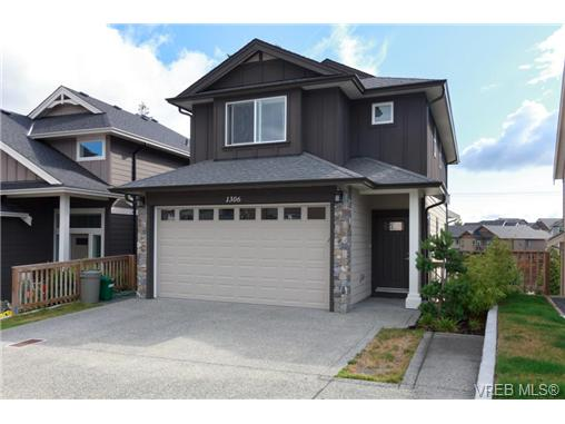 1306 Bombardier Cres - La Westhills Single Family Detached for sale, 4 Bedrooms (368864)