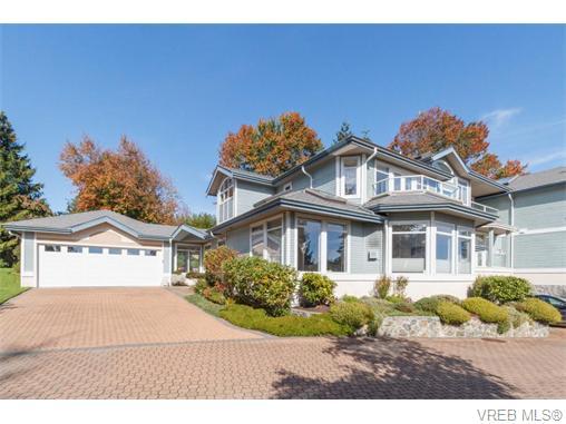 19 5187 Cordova Bay Rd - SE Cordova Bay Row/Townhouse for sale, 3 Bedrooms (371087)