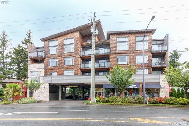 414 844 Goldstream Ave - La Langford Proper Condo Apartment for sale, 1 Bedroom (378758)