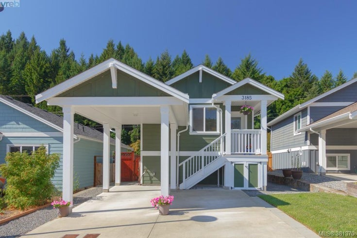 3185 Kettle Creek Cres - La Goldstream Single Family Detached for sale, 3 Bedrooms (381370)
