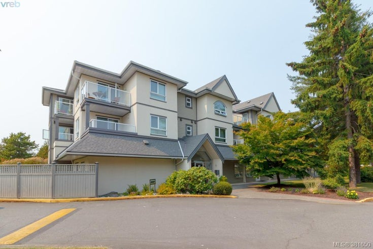 309 2227 James White Blvd - Si Sidney North-East Condo Apartment for sale, 1 Bedroom (381650)