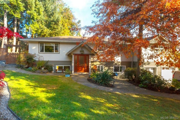 10964 Madrona Dr - NS Deep Cove Single Family Detached for sale, 4 Bedrooms (384922)