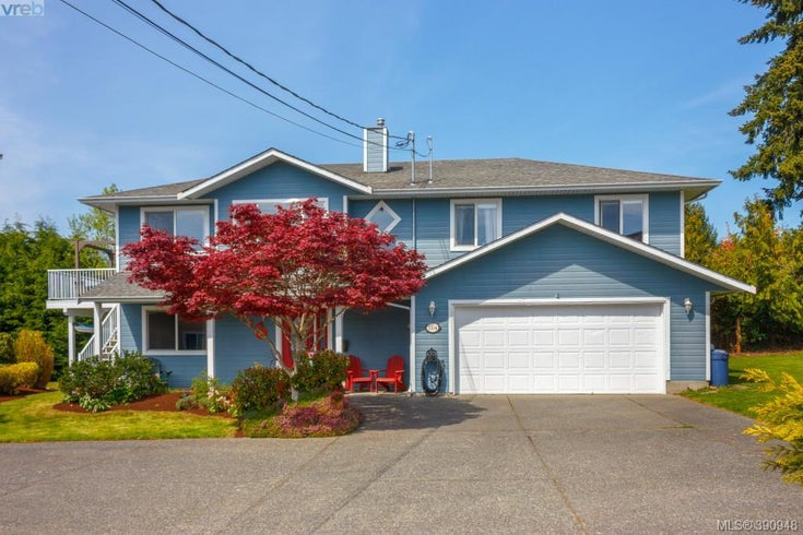 1104 Holly Park Rd - CS Brentwood Bay Single Family Detached for sale, 5 Bedrooms (390948)