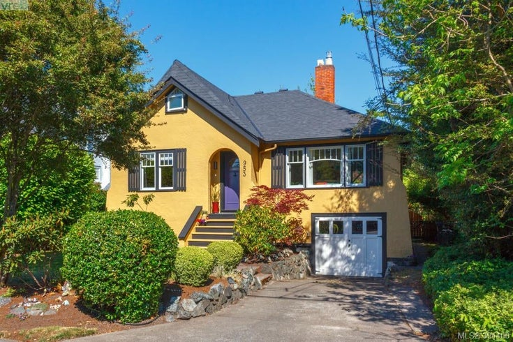 953 Victoria Ave - OB South Oak Bay Single Family Detached for sale, 5 Bedrooms (394400)